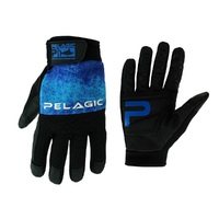 Gloves - End Game Pro Dorado Blue