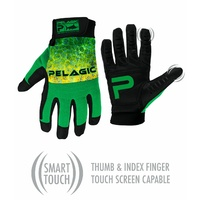 Gloves - End Game Pro Dorado Green