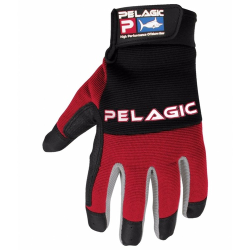 End Game Glove - Red S/M